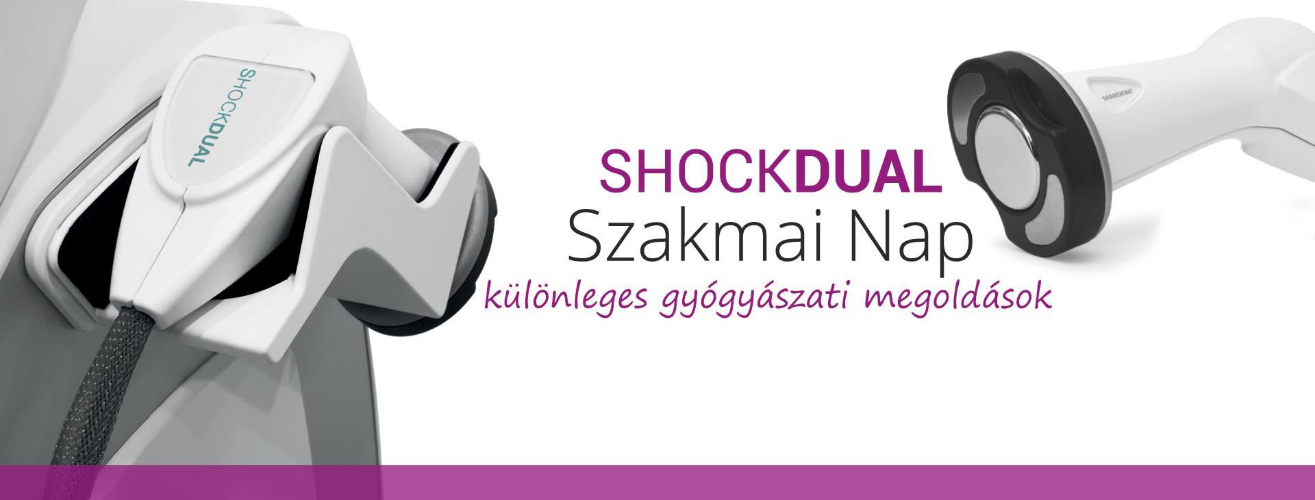 Shockdual Lökéshullámterápia nyílt napok – különleges gyógyászati megoldások